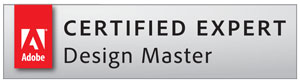 Design Master badge