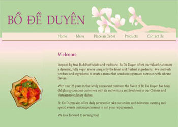 Bo De Duyen Website